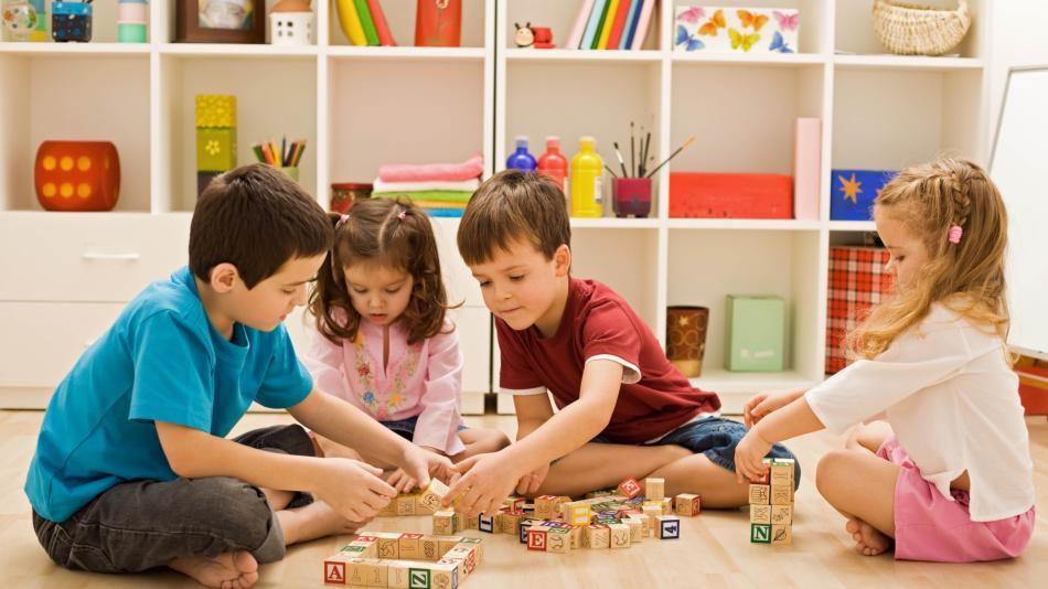 Цены на детские сады